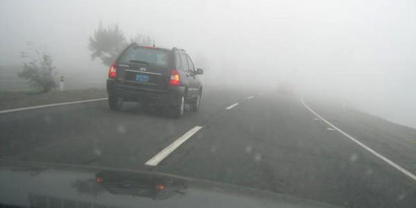Consejos para Conducir con Niebla