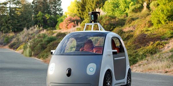El Futuro Llegó: Google Self-Driving Project, el auto que se maneja solo