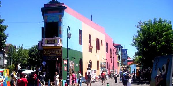 Coordenadas GPS de los lugares turísticos de Buenos Aires