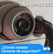 Video Monitoreo Remoto: ¿Dónde instalar cámaras con GPS en camiones o micros?