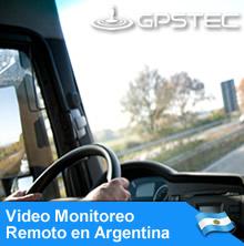 Video monitoreo remoto de vehículos con cámaras de seguridad con GPS