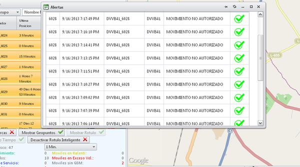 localización por gps en argentina