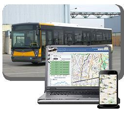 control de flotas en el transporte urbano de pasajeros