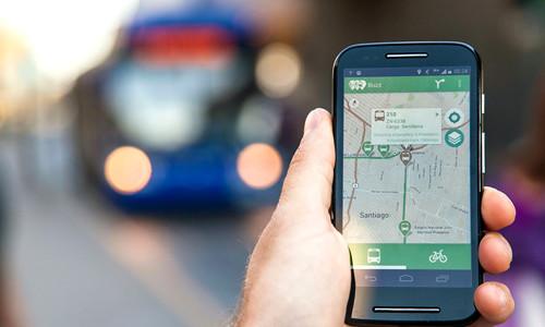 Aplicaciones para saber cuándo llega el colectivo a la parada