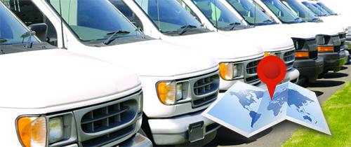 ¿Cómo la localización de vehículos y el control de flotas GPS aumenta la productividad?