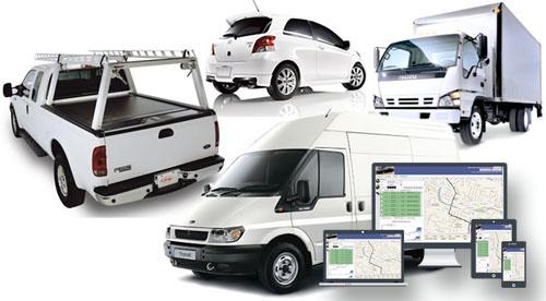 ¿Es posible el monitoreo GPS de vehículos en tiempo real?