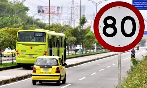 Control de velocidad para ómnibus de transporte urbano de pasajeros en Argentina