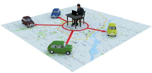 Monitoreo GPS para vehículos en Argentina