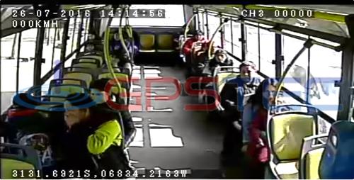 ¿Cómo reducir los robos en el transporte público de pasajeros en un 60% con la Videovigilancia?