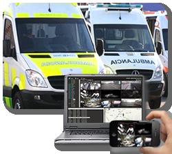 video vigilancia argentina, cámaras con gps para ambulancia