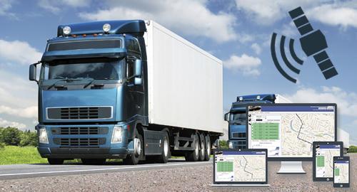 GPS para camiones en Argentina