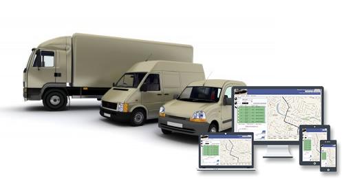Monitoreo satelital de vehículos