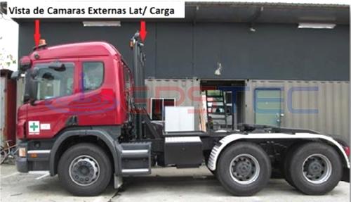 ¿Por qué instalar cámaras para camiones en Argentina?
