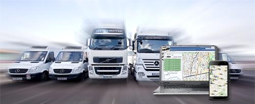 Control de flotas por GPS para empresas de transporte de carga