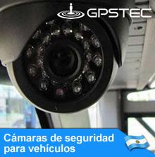 Cámaras de seguridad para vehículos en Argentina