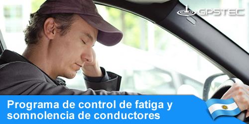 sensor de detección de somnolencia del conductor