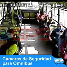 Beneficios de instalar cámaras de seguridad para ómnibus
