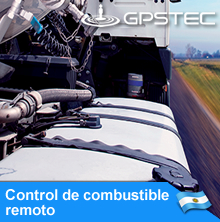 Control de combustible remoto en Argentina