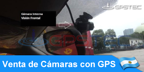 cámaras con GPS para vehículos, video monitoreo argentina