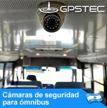 Cámaras de vigilancia para ómnibus
