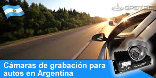 cámaras espía para autos en argentina