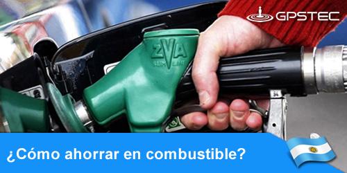 control de flota, ahorrar en combustible