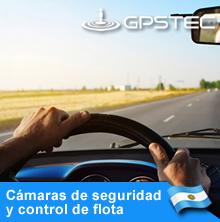 Cámaras de seguridad y control de flota de vehículos en Argentina