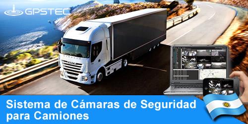 sistema de cámaras de seguridad para camiones