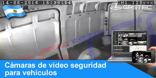 cámaras de video monitoreo remoto para vehículos