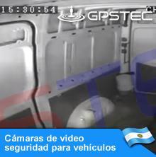 Cámaras de video seguridad para vehículos