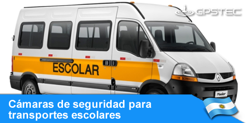 video monitoreo remoto de transportes escolares