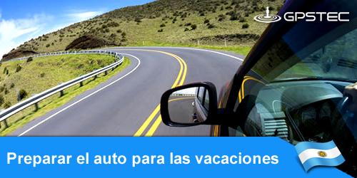 cómo preparar el auto para las vacaciones