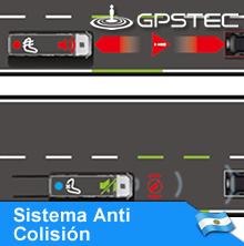 ¿Cómo funciona el Sistema Anti Colisión para vehículos?