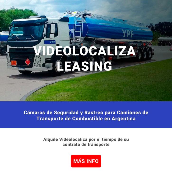 VideoLocaliza -Leasing - Alquile su equipo por el tiempo de su contrato.